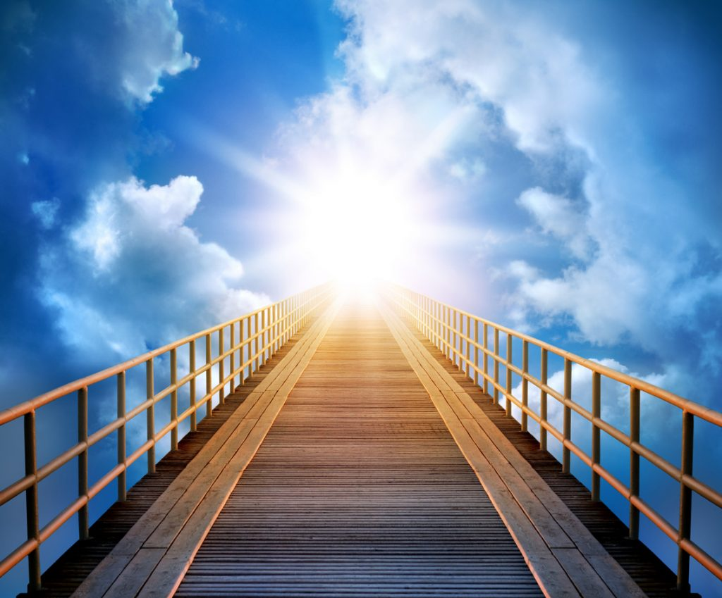 caminho para o ceu